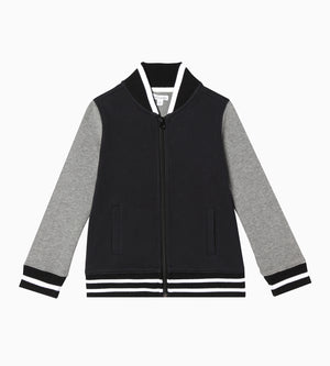 Sebastian Bomber Jacket - Organic Boys Clothes