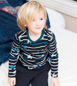 Eden T-shirt - Organic Boys Clothes
