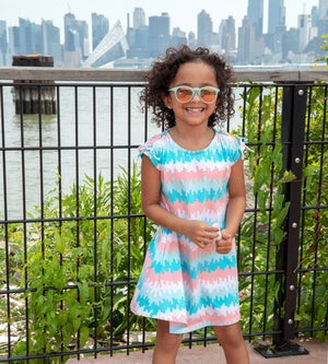 Amanda Dress - Organic Girls Clothes