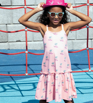 Anita Dress - Organic Girls Clothes