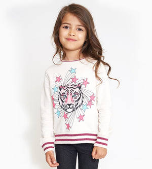 Fiona Sweatshirt - Organic Girls Sweatshirts & Jackets