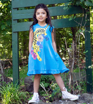 Vivian Dress - Organic Girls Clothes