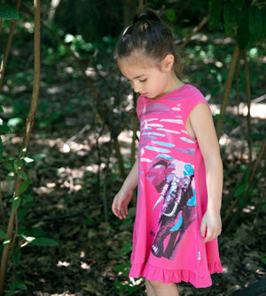 Vivian Dress - Animal Planet Girls