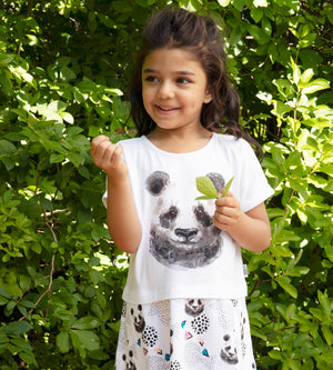 Sahara Dress - Organic Girls Clothes