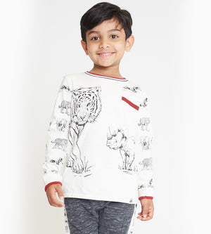 Eli T-shirt - Organic Boys Clothes