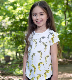 Stacey Tee - Organic Girls Clothes