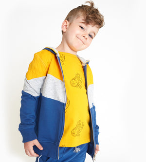 Jack Hoodie - Organic Boys Clothes