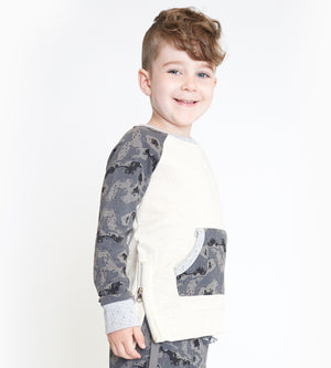 Bentley Sweatshirt - Organic Boys Clothes