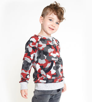 Hunter Sweatshirt - Organic Boys Clothes