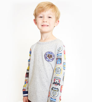 Daniel T-shirt - Organic Boys Clothes