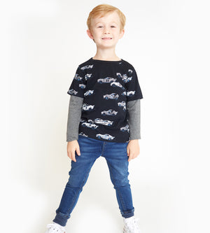 Gavin T-shirt - Organic Boys Clothes