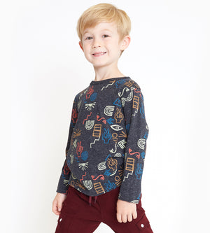 Elijah T-shirt - Organic Boys Clothes