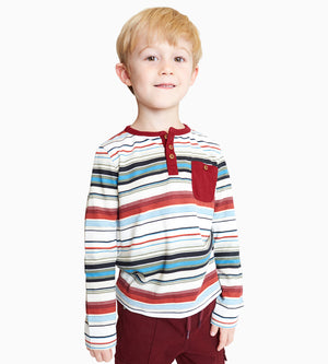 Carter T-shirt - Organic Boys Clothes