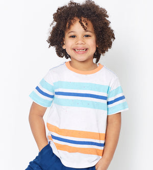 Stripe T-shirt - Organic Boys Clothes