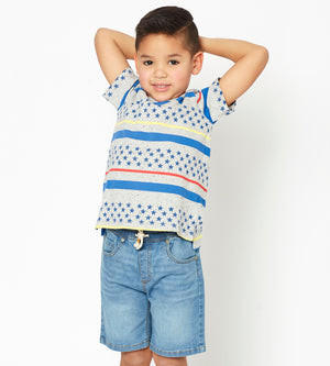 Jean Short - Organic Boys Clothes