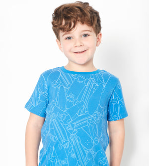 Alfie T-shirt - Organic Boys Clothes