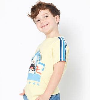 Freddie T-shirt - Organic Boys Clothes