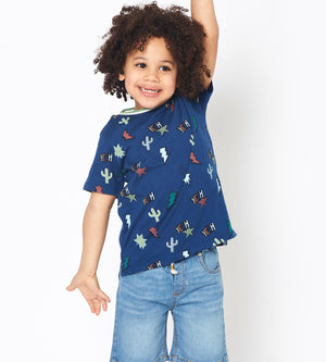 Charlie T-shirt - Organic Boys Clothes