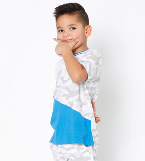 Riley T-shirt - Organic Boys Clothes