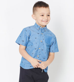 Arlo Shirt - Organic Boys Clothes