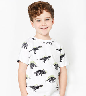 Rollin T-shirt - Organic Boys Clothes