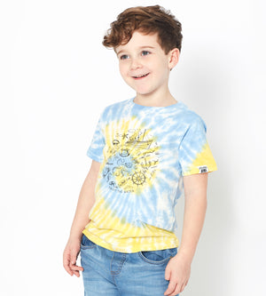 Luke T-shirt - Organic Boys Clothes
