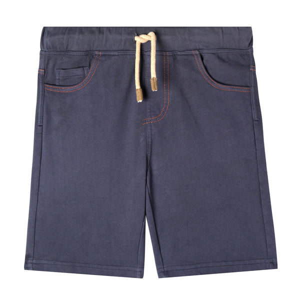 Dark Wash Short at Art & Eden