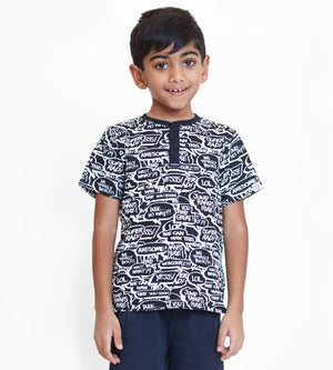 Liam T-shirt - Organic Boys Clothes
