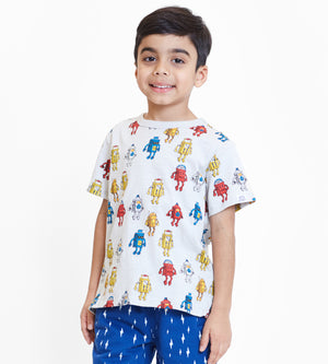 Logan T-shirt - Organic Boys Clothes