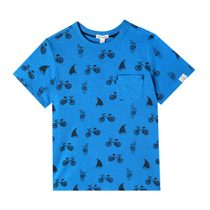 Lucas T-shirt - Organic Boys Clothes