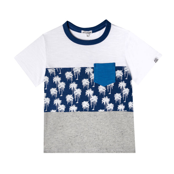 Jayden T-shirt at Art & Eden