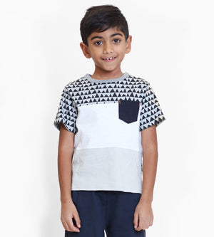 Jayden T-shirt - Organic Boys Clothes