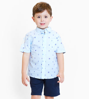 Parker Shirt - Organic Boys Clothes