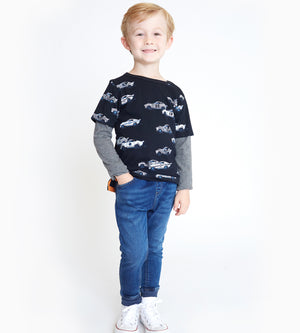 Active Jean - Organic Boys Clothes