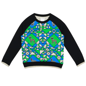 Caleb Sweatshirt - Organic Boys Clothes