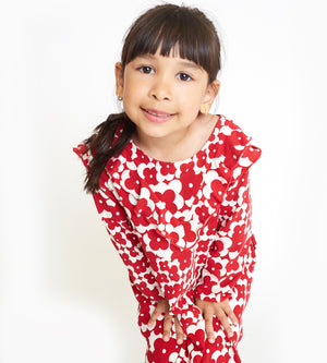 Maisie Dress - Organic Girls Clothes
