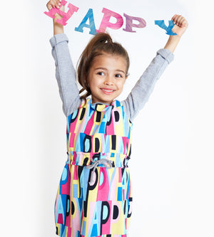 Juniper Dress - Organic Girls Clothes