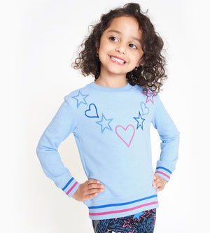 Felice Sweatshirt - Organic Girls Sweatshirts & Jackets