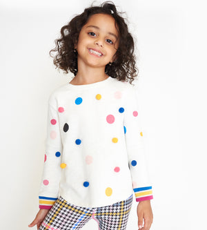 Laine Sweatshirt - Organic Girls Sweatshirts & Jackets