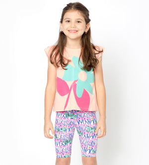 Jada Short - Organic Girls Clothes