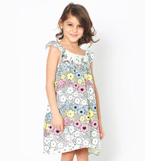 Lana Dress - Organic Girls Clothes