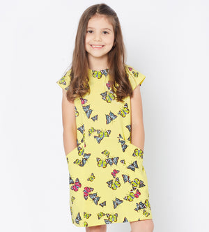 Hanna Dress - Organic Girls Clothes
