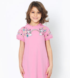 Leonor Dress - Organic Girls Dresses