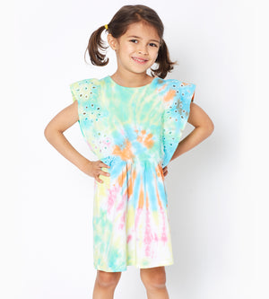 Kaia Dress - Organic Girls Clothes