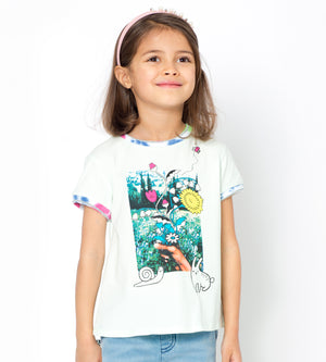 Whitney Tee - Organic Girls Clothes