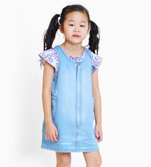 Becca Dress - Organic Girls Clothes