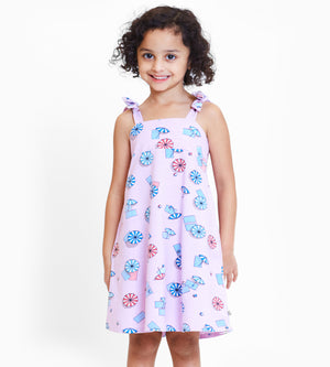 Noa Dress - Organic Girls Clothes
