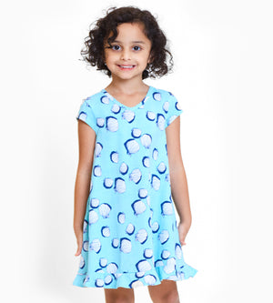 Vivian Dress - Organic Girls Dresses