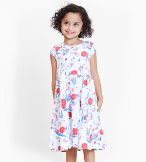 Karen Dress - Organic Girls Clothes