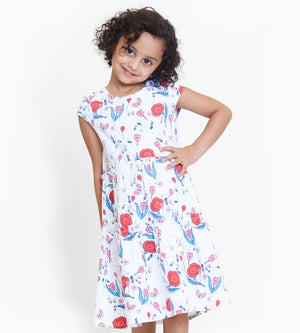 Karen Dress - Organic Girls Dresses
